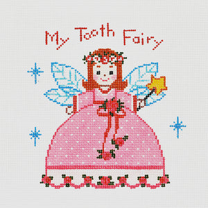 Tooth Fairy-Girl