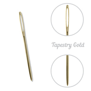 Tapestry Petites - Gold