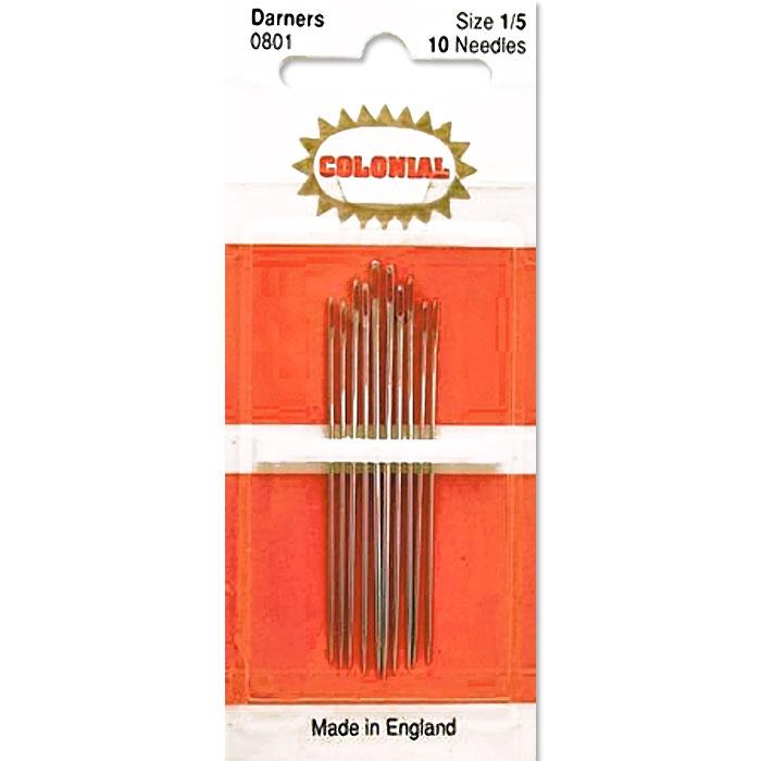 colonial darner needles
