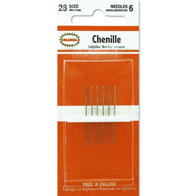 colonial chenille needles