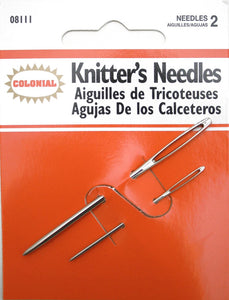 colonial knitters needles