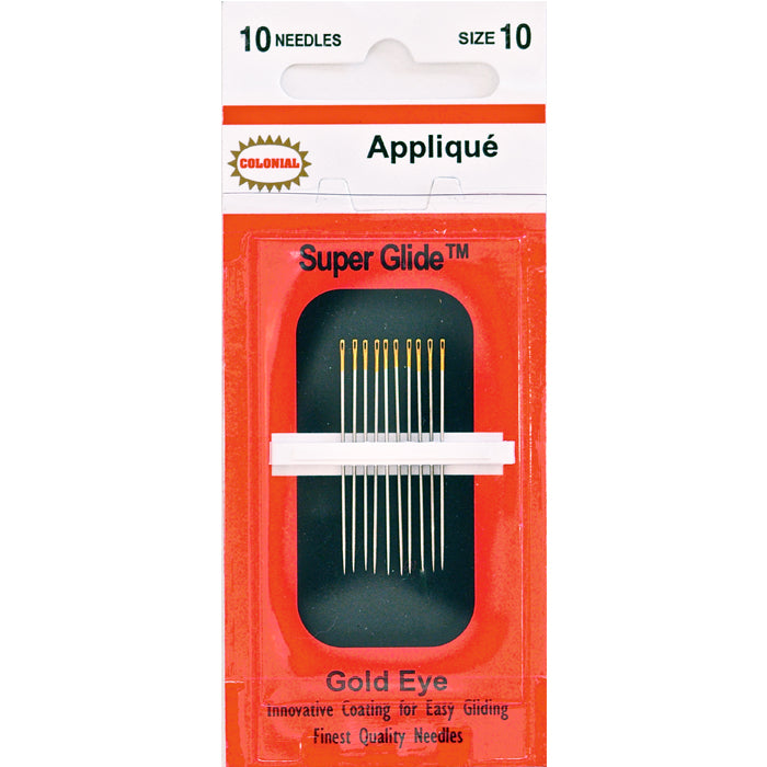 Colonial Super Glide Applique