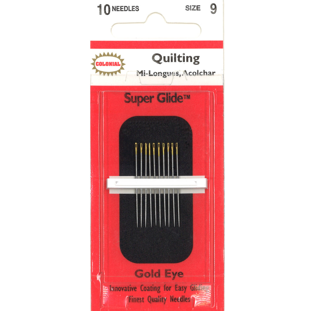 Colonial Super Glide Quilting