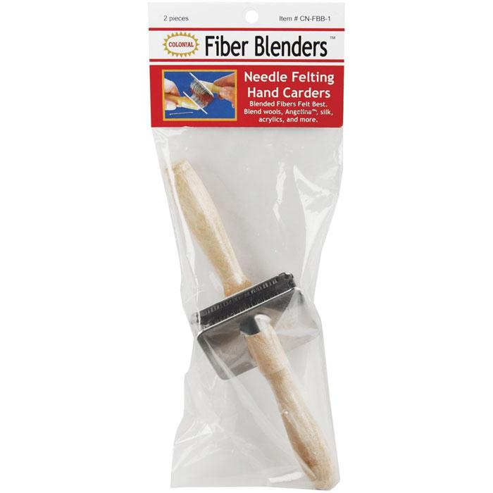 FIBER BLENDER BRUSHES