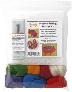FELTING STARTER KIT