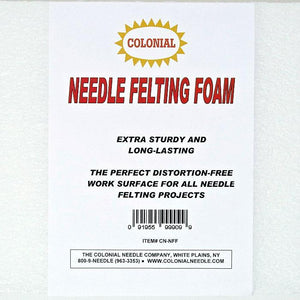 felting foam pad