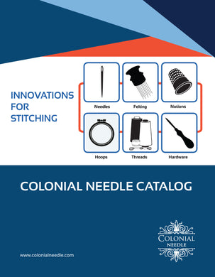 Colonial Needle Catalog Digital Download