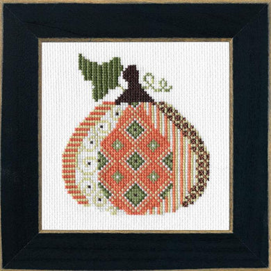 Patterned Pumpkin 2
