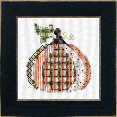 Patterned Pumpkin 3