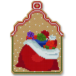 Christmas Sack Ornament