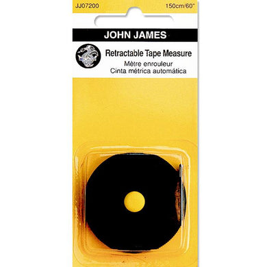 jj retractable tape measure
