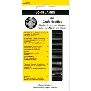 jj craft needle assortment