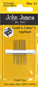 gold 'n glide applique