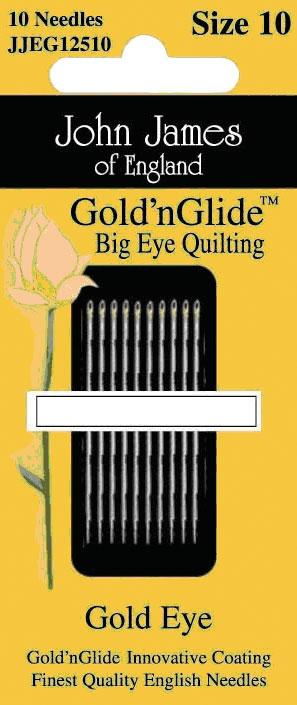 Gold 'n Glide Quilting Big Eye