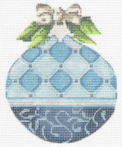 March Aquamarine Stitch Guide