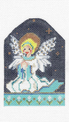 The Littlest Angel Stitch Guide
