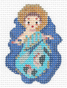 Baby Jesus Stitch Guide