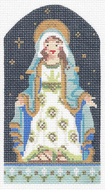 The Virgin Mary Stitch Guide
