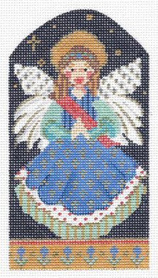The Angel of Gabriel Stitch Guide