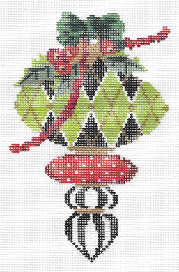 Peridot & Holly Harlequin Stitch Guide