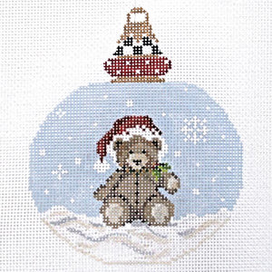 First Teddy Bear Ornament