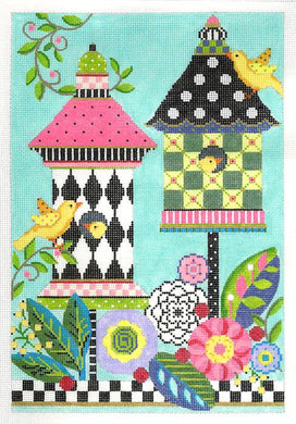 Celebration Birdhouse Thread Kit