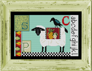 Sheep-Crow Sampler Kit