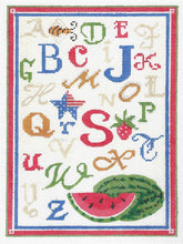 ABC Summer Linen Sampler