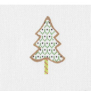 Green Diamond Small Cookie Tree