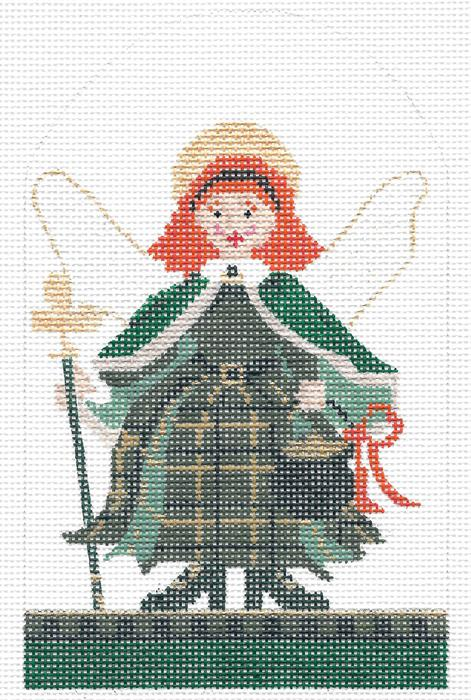 March Angel of St. Paddys
