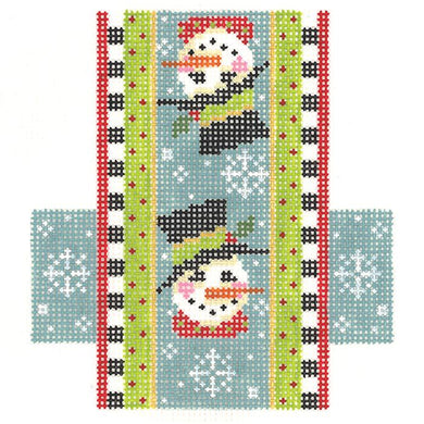 Snowman's Icicle Serendipity Candy