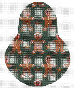 Gingerbread Men & Stars Stitch Guide