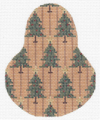 Christmas Trees on Bosc Stitch Guide