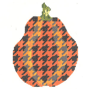 Haunted Houndstooth Gourd