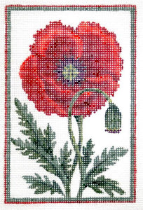 Belgium Poppy Stitch Guide