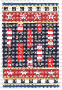 Firecrcker-on-a-Firecracker Stitch Guide