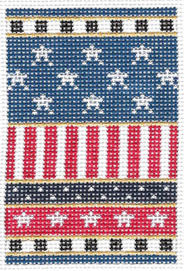 Stars-n-Stripes Stitch Guide