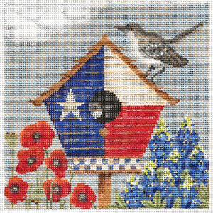 Lonestar Birdhouse
