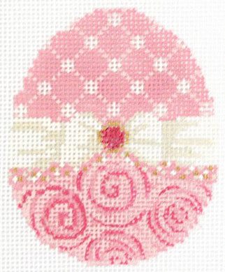 Cotton Candy Ribbon Egg Embellishment Kit