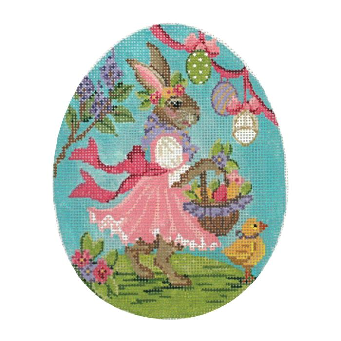 Ella Fritz Rabbit Egg