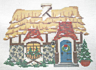 Gatekeeper's Cottage Stitch Guide