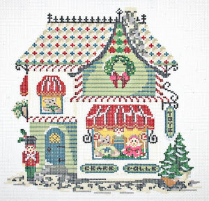 Village Toy Shoppe Stitch Guide