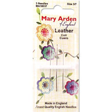mary arden leather