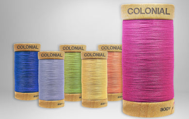 Colonial Organic Cotton Thread
