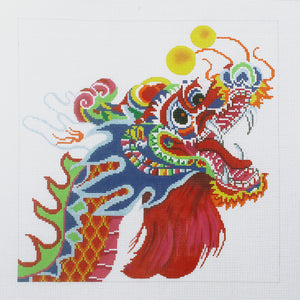 Multicolor Dragon