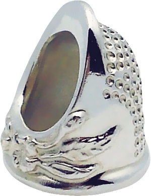 RX SILVER PLATED THIMBLE