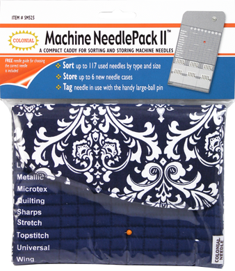 Machine Needle Pack II
