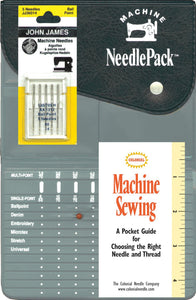 Machine Needle Pack