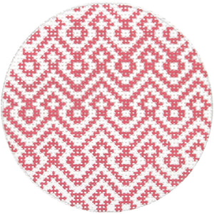 SOS Pink Diamond Chevron