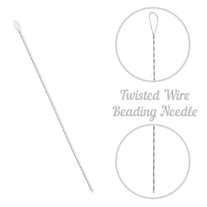 Colonial Beading - Twisted Wire
